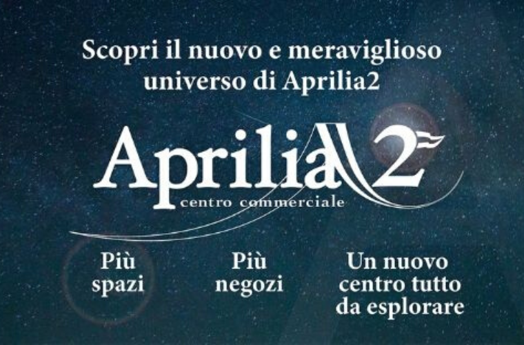 Il nuovo universo di Aprilia2!