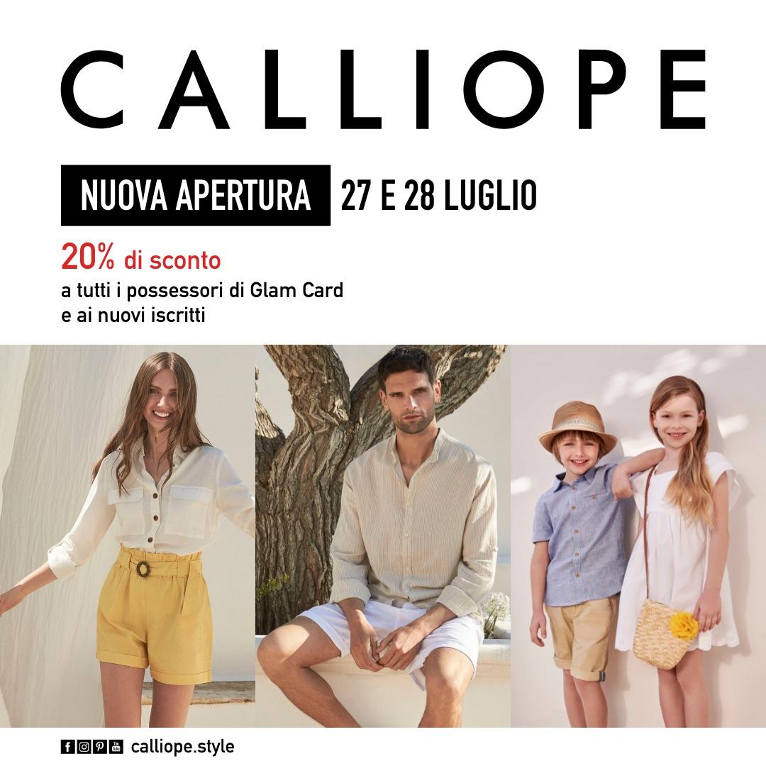 New Opening Calliope