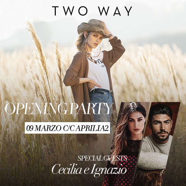 New Opening: Two Way