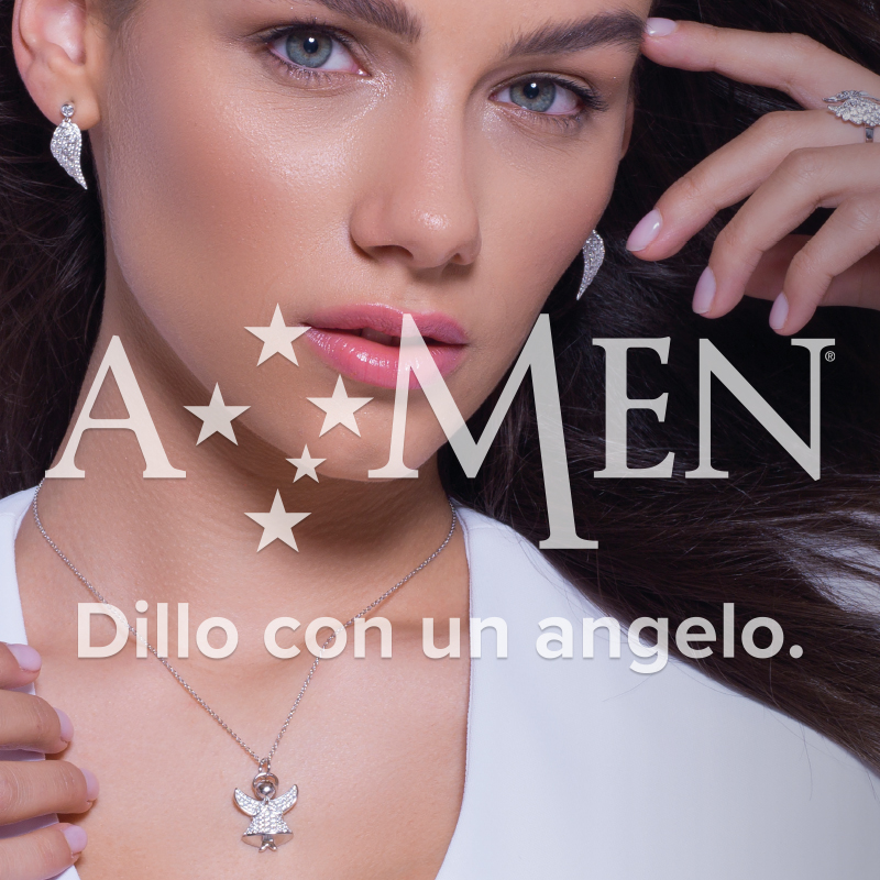 AMEN: Dillo con un angelo