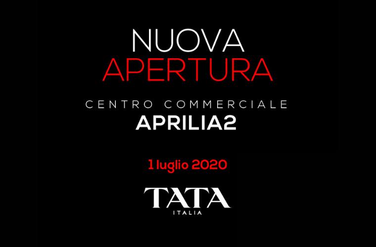 TATA ITALIA, il nuovo store apre ad Aprilia2