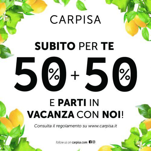 Promo Parti per una vacanza italiana con noi!