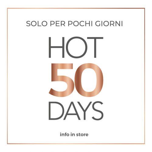 Promo Hot days da Camomilla