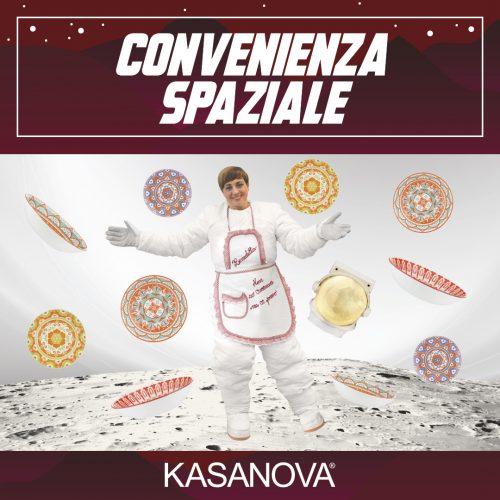 Promo Kasanova – La convenienza spaziale